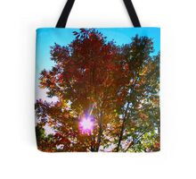 Autumn levity Tote Bag