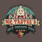 Mr. Tastee's Blue Tornado Bars by MeganLara
