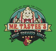 Mr. Tastee's Blue Tornado Bars Kids Clothes