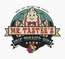 Mr. Tastee's Blue Tornado Bars Kids Clothes