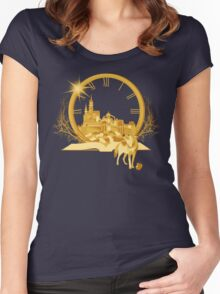 Welcome to Storybrooke Women's Fitted Scoop T-Shirt
