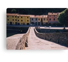 Lucca - On Devil's Bridge Canvas Print