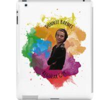 Donnie Barnes: Regular Guy iPad Case/Skin