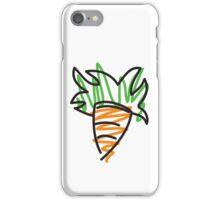 Carrot iPhone Case/Skin