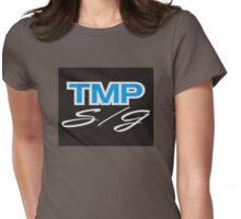 TMP S/G Sq Logo Womens Fitted T-Shirt