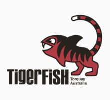 TigerFish Logo Tee by Grant Forbes