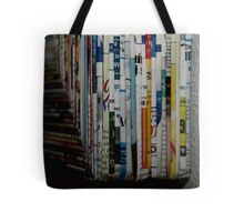 comes in all different languages Tote Bag