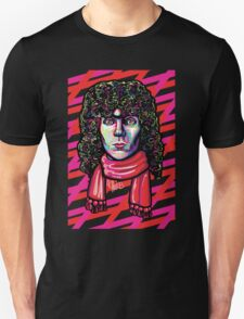 The Extra Tousled and Coiffed Mane of Russell Mael  Unisex T-Shirt