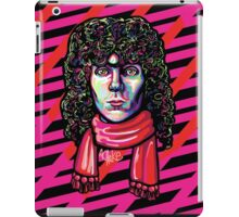 The Extra Tousled and Coiffed Mane of Russell Mael  iPad Case/Skin