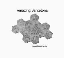 Modernist Gaudi Barcelona Tiles n2 Unisex T-Shirt