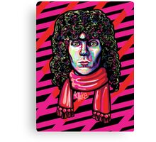 The Extra Tousled and Coiffed Mane of Russell Mael  Canvas Print