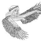 Wings of Steel by redqueenself