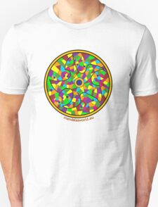 Modernist Art Park Guell n3 T-Shirt