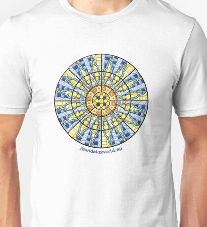 Modernist Art Palau Musica n1 Unisex T-Shirt