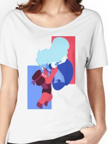 Ruby and Sapphire Women's Relaxed Fit T-Shirt