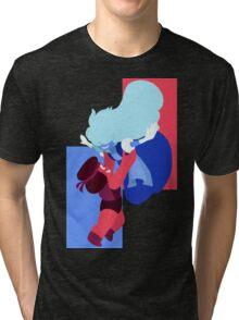 Ruby and Sapphire Tri-blend T-Shirt