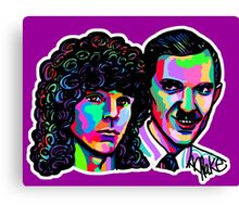 Who don't like SPARKS Canvas Print