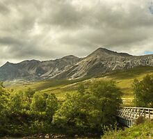 Beinn Eighe by VoluntaryRanger