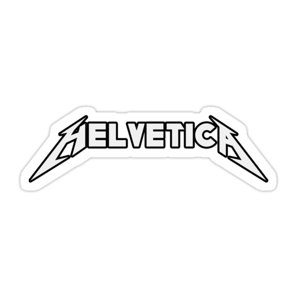 Helvetica by Octavio Velazquez