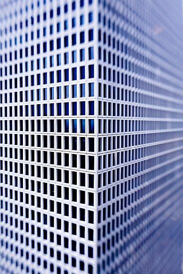 distorted corner by Victor Bezrukov