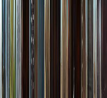 Moviebarcode: Star Wars: Episode II - Attack of the Clones (2002) by moviebarcode