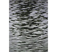 Water Zen Photographic Print