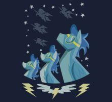 Wonderbolts shirt by Stinkehund