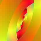 Spiral elipse by Objowl