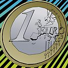 Euro Coin Affiliate Art by Binary-trading
