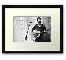 Shane Nicholson Framed Print