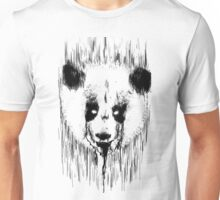Creepy Panda Unisex T-Shirt