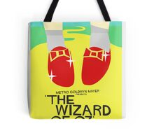 Wizard Of Oz - Saul Bass Inspired Poster (Untextured) Tote Bag