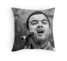 Guy Sebastian Throw Pillow