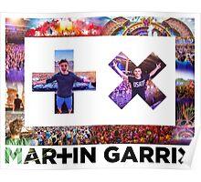 Martin Garrix Montage Poster