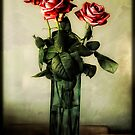 A Rose with love by Simon Duckworth