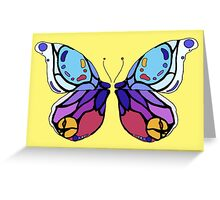 Chalice Butterfly Greeting Card