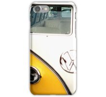 large VW bus iPhone Case/Skin