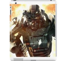 Brother Hood of Steel  iPad Case/Skin