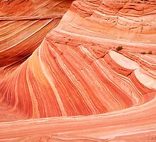 Wave Rock 2, Coyote Buttes by Alex Cassels