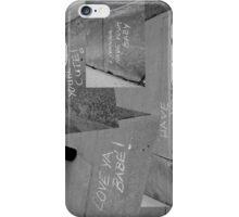 Sidewalk Love iPhone Case/Skin