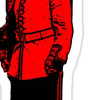 Queen's Guard Sticker