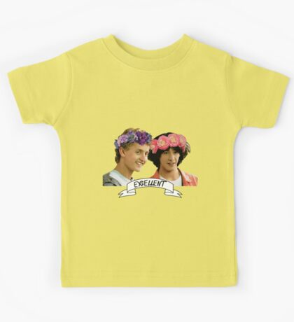 Be Excellent To Eachother Kids Tee