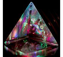 Pyramid Transmitter Photographic Print