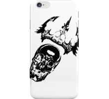 SKULL CASE  iPhone Case/Skin