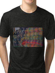 Rug Up! Tri-blend T-Shirt