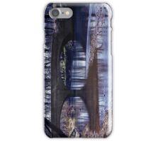 Swann Mill Bridge iPhone Case/Skin