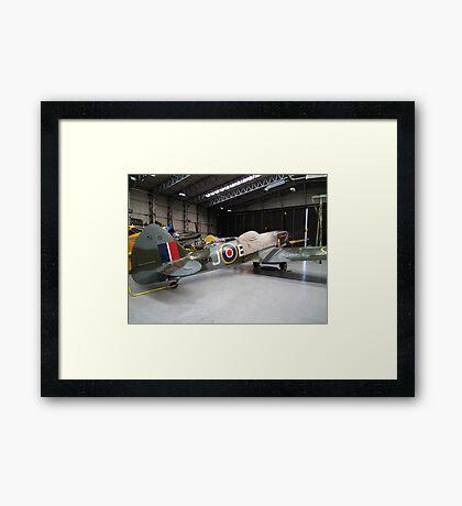 MV268 Spitfire FRXIVE(G-SPIT) Framed Print
