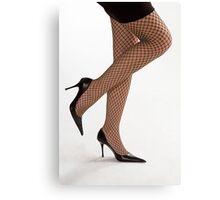 Glamour legs 2 Canvas Print