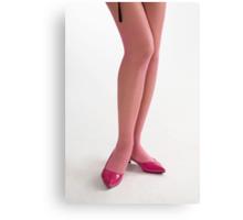 Glamour legs 3 Canvas Print