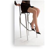 Glamour legs 6 Canvas Print